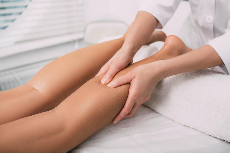 trattamento gambe per la cura del lipedema